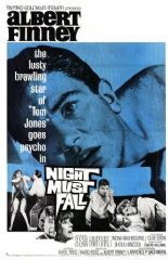 Night Must Fall 1964 DVD - Albert Finney / Mona Washbourne